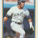 1991 Bowman 179 Mel Hall