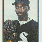 1991 Bowman 347 Johnny Ruffin RC
