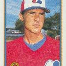 1991 Bowman 453 Mike Fitzgerald