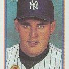 1991 Bowman 693 Sam Militello RC
