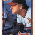 1991 Topps 231 Doug Rader MG