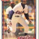 1991 Topps 243 Lance Johnson