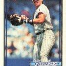 1991 Topps 28 Alvaro Espinoza