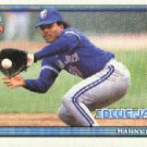 1991 Topps 297 Manny Lee