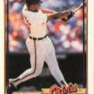 1991 Topps 416 Randy Milligan
