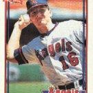 1991 Topps 57 Jack Howell