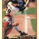 1991 Topps 679 Bill Bathe