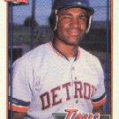 1991 Topps 684 Milt Cuyler