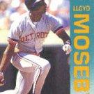 1992 Fleer 142 Lloyd Moseby