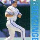 1992 Fleer 152 Todd Benzinger