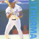 1992 Fleer 172 Gary Thurman