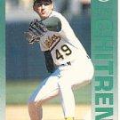 1992 Fleer 253 Steve Chitren