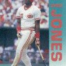 1992 Fleer 410 Chris Jones