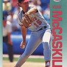 1992 Fleer 64 Kirk McCaskill