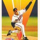 1992 Score #797 Steve Avery HL