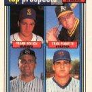 1992 Topps 473 Frank Bolick/Craig Paquette/Tom Redington
