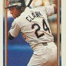 1992 Topps 749 Jerald Clark