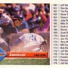 1993 Donruss 254 Damon Berryhill CL/Alex Arias