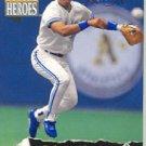 1993 Upper Deck Future Heroes #55 Roberto Alomar