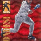 1995 Select Can't Miss #CM4 Raul Mondesi