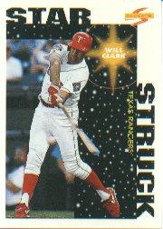 1996 Score #371 Will Clark SS