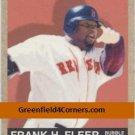 1997 Fleer Goudey Greats #15 Mo Vaughn