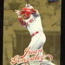 1999 Ultra Gold Medallion #191 Juan Gonzalez