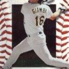 2000 Upper Deck Ovation #6 Jason Giambi