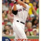 2007 Fleer 280 Jason Varitek