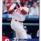 2007 Fleer 98 Jimmy Rollins