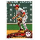 2011 Topps #214 Chase Utley
