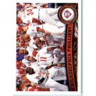2011 Topps #511 Philadelphia Phillies TC