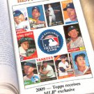 2011 Topps History of Topps #HOT10 2009- Topps Receives MLB Exclusive