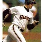 1993 Topps Gold #10 Will Clark