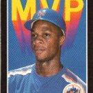 1989 Donruss Bonus MVP's BC6 Darryl Strawberry