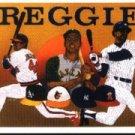 1990 Upper Deck Jackson Heroes #9 Reggie Jackson CL