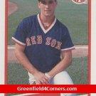 1990 Fleer Update #73 Tim Naehring RC