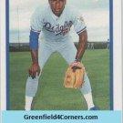 1990 Fleer Update #24 Jose Offerman RC