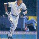 1986 Fleer #535 Chris Brown RC