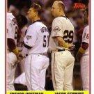 2006 Topps Update #323 Jason Schmidt / Trevor Hoffman CD - San Francisco Giants (Classic Duos)(Baseb