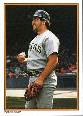 1987 Topps Glossy Send-Ins #29 Pete Incaviglia