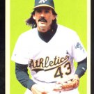 2009 Upper Deck Goudey #235 Dennis Eckersley SR SP