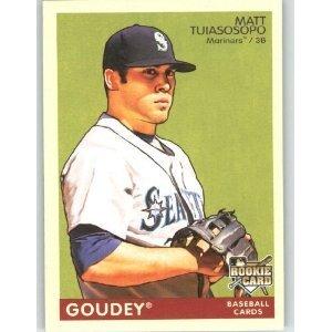 2009 Upper Deck Goudey #173 Matt Tuiasosopo (RC)