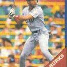 1988 Topps 269 Ellis Burks RC