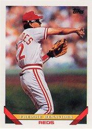 1993 Topps #356 Freddie Benavides ( Baseball Cards )