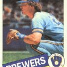 1985 Topps #176 Bill Schroeder