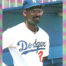 1989 Fleer #55 Mike Davis ( Baseball Cards )
