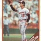 1988 Topps 419 Scott McGregor