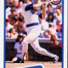 1990 Fleer #45 Mitch Webster