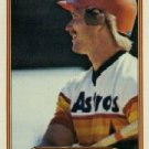 1982 Fleer 212 Alan Ashby
